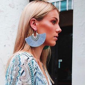 Jewelry - Fringe Earrings